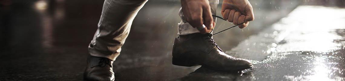 Schuhe trocknen erste hilfe f r nasse schuhe pflege tipps blog collonil - Nasse fenster am morgen was tun ...