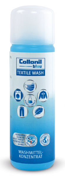 Bleu Textile Wash