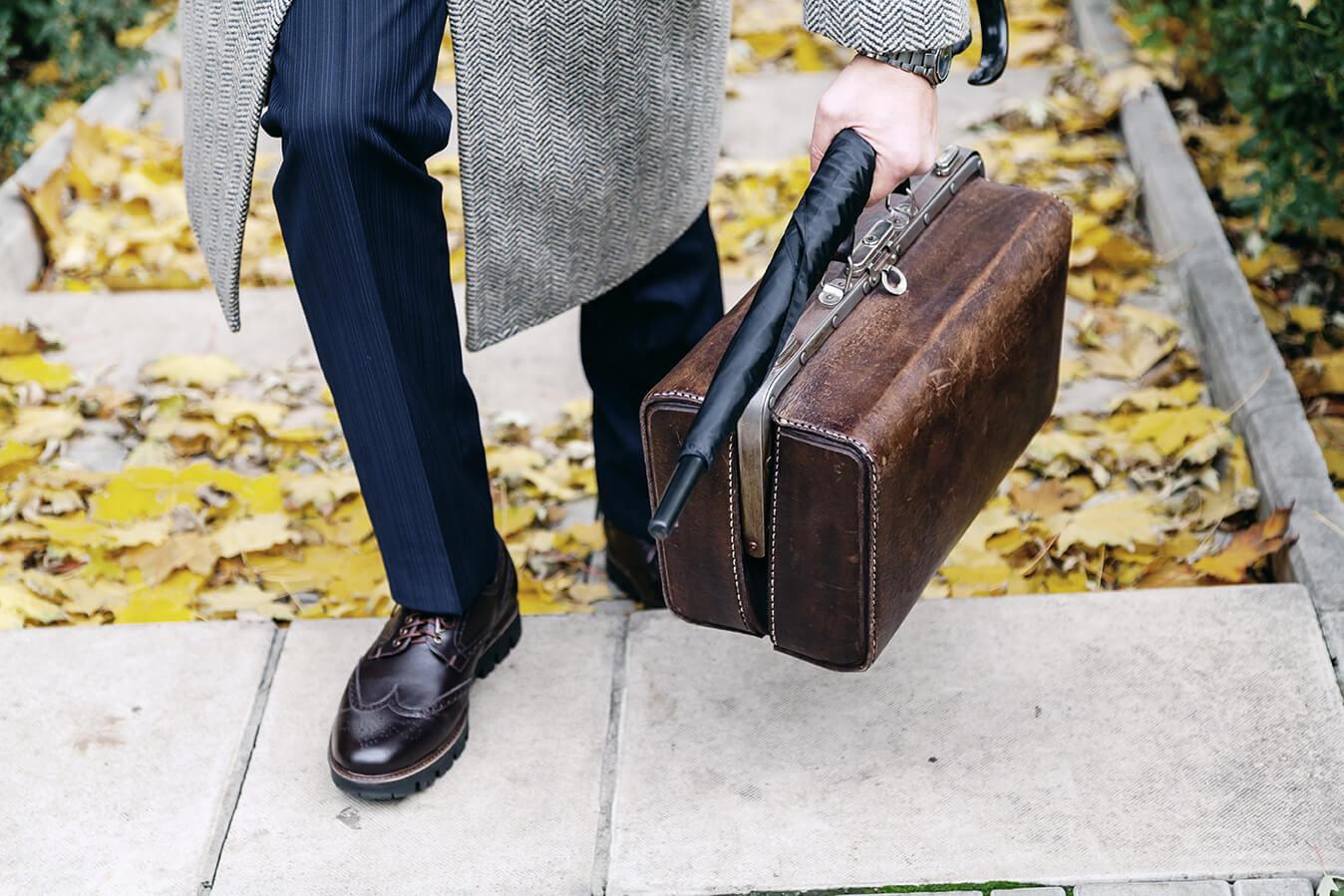 online store b5f87 7c044 Businessschuhe richtig pflegen & imprägnieren | Collonil