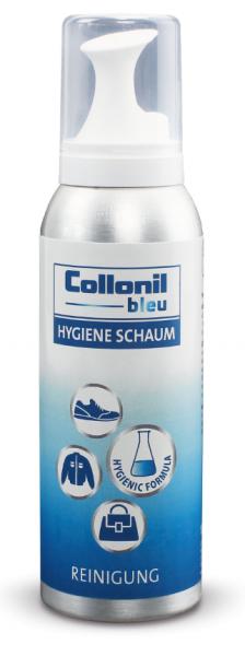 Bleu Hygiene Schaum
