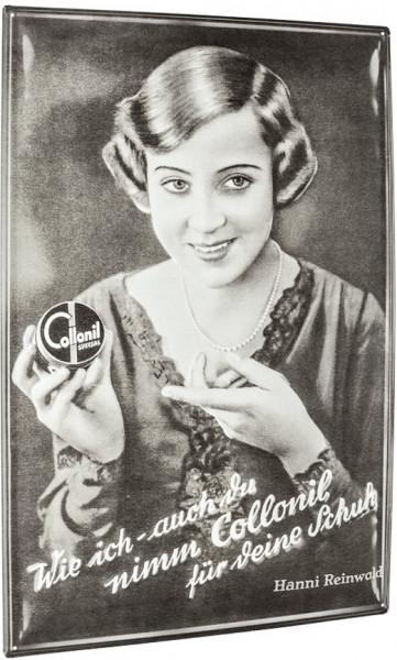 "Vintage Werbung ""Hanni Reinwald"""