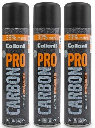 3 x Carbon Pro +33%