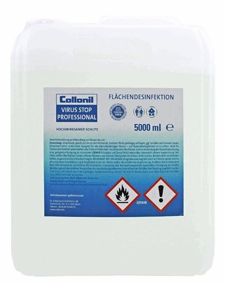 Flächendesinfektion 5 Liter