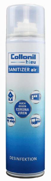 Sanitizer air Innenraum Desinfektion