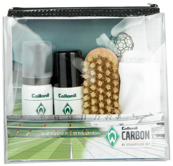 """CARBON Schuhpflege Set """"Werder Bremen"""""""