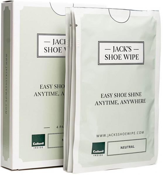 Jack's Shoe Wipe