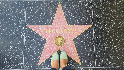 Sogar Chuck Norris liegt diesen Mokassins zu Füßen
